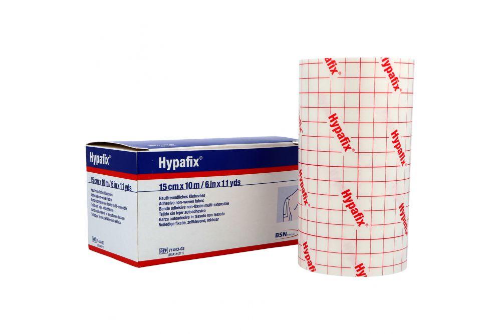 Cinta Autoadhesiva Hypafix 15 Cm X 10 m Caja Con 1 Rollo