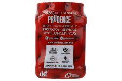 Prudence Clasico Vitrolero Con 50 Condones