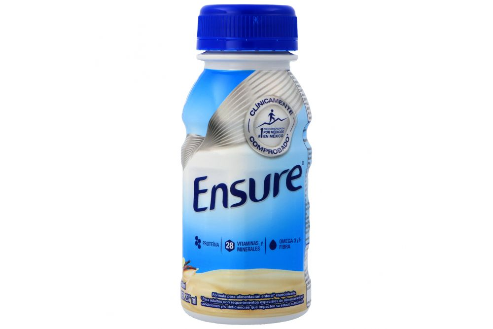 Ensure Botella Con 237 mL Sabor Vainilla
