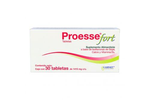 Proesse Forte Caja Con 30 Tabletas