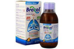 Broxol 300 mg Solución Caja con Frasco 120 mL