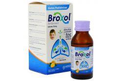 Broxol Solución Pediátrica 750 mg Frasco Con Gotero 30 mL