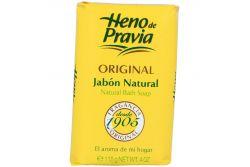 Heno De Pravia Jabón Natural Barra Con 115 g