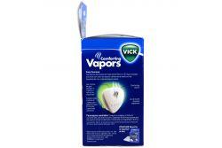 Vicks Comforting Vapors Caja Con 1 Disfusor y 5 Repuestos