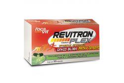 Revitron Plex Caja Con 30 Cápsulas