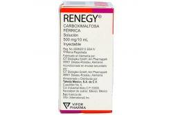 Renegy Solución 500 mg/10 mL Inyectable Caja Con 1 Frasco Ámpula