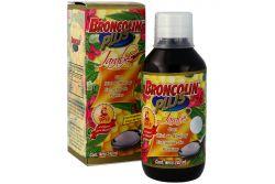 Broncolin Plus Jarabe Caja Con Frasco Con 240 mL