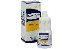 Delta Corti Ofteno 0.5% Caja Con Frasco Gotero Con 5 mL