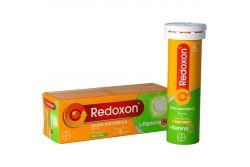 Redoxon 1 g Tubo Con 10 Tabletas Efervescentes Sabor Limón