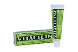 Vitacilina Ungüento Caja Con Tubo Con 16 g