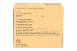 Exelon 9 mg Caja Con 30 Parches