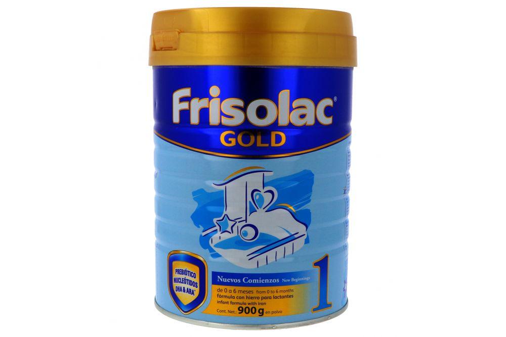 Frisolac Gold Etapa 1 Lata Con 900 g