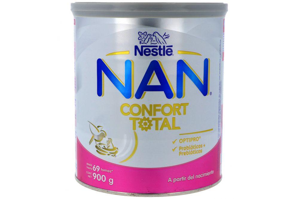 Nan Confort Total Lata Con 900 g