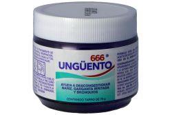 666 Ungüento Tarro Con 78 g