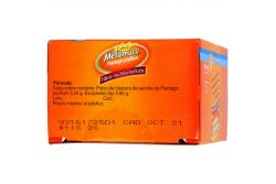 Metamucil Caja Con 10 Sobres De 5.8 g Sabor Naranja