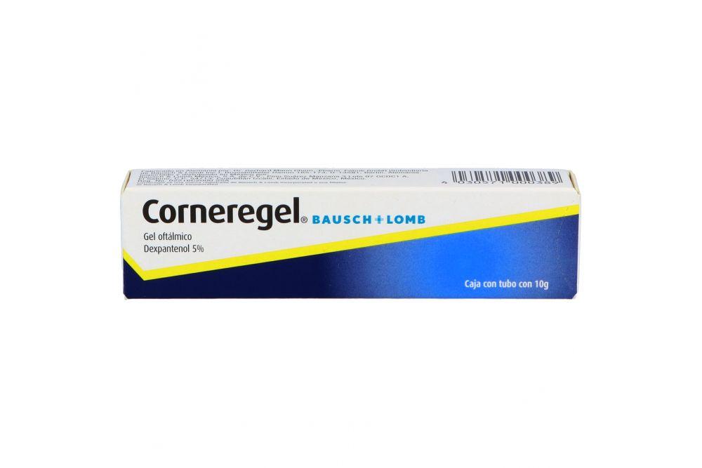 Corneregel 5 % Gel Caja Con Tubo Con 10 g