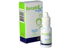 Borcathox Caja Con Frasco Gotero Con 10 mL