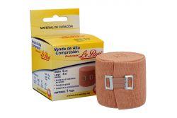 Venda De Alta Comprensión Le Roy 5 cm x 5 m Caja Con 1 Pieza