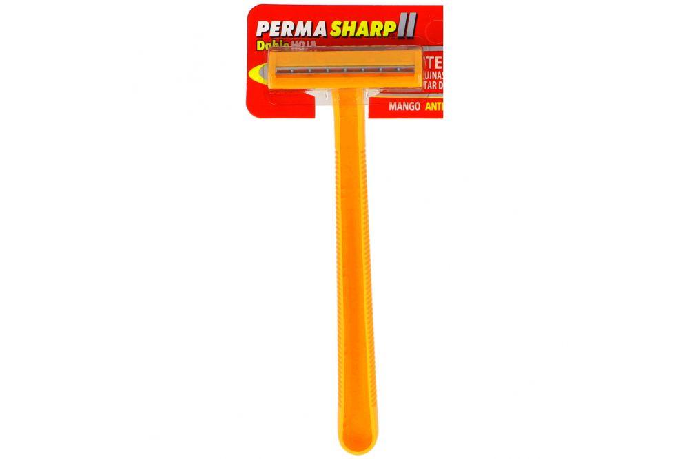 Rastrillo Perma Sharp II Tira Con 1Pieza
