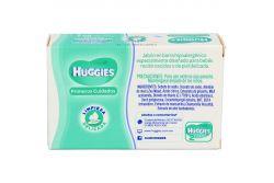 Jabón En Barra Para Bebé Huggies Caja Con 80 g