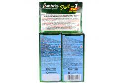 Lombrix Duet Paquete Familiar Con 2 Cajas Con 1 Tableta Y 2 Cajas Con 1 Frasco Con 10 mL
