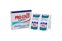 Pro Cold 666 Caja Con 8 Tabletas