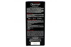 Tratamiento En Crema Organogal Oscurecedor De Canas Caja Con Frasco Con 130 mL
