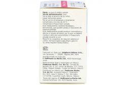 Madopar 100 mg /25 mg Caja Con Frasco Con 30 Tabletas