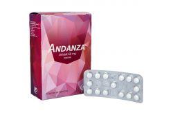 Andanza 60 mg Caja Con 30 Tabletas