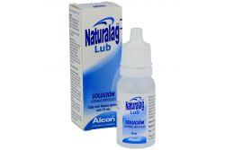 Naturalag Lub Solución Caja Con Frasco Gotero Con 15 mL
