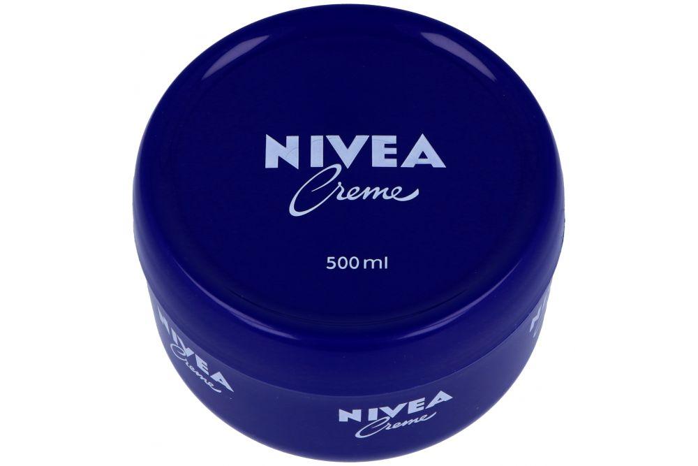 Crema Nivea Tarro Con 500 mL