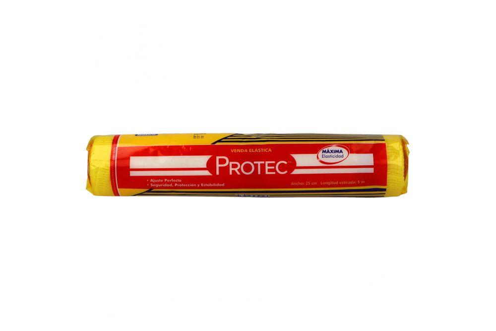 Venda Elástica Protec 25 cm X 5 m