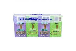 Pañuelos Desechables Kleenex Empaque Con 8 Paquetes Con 15 Pañuelos