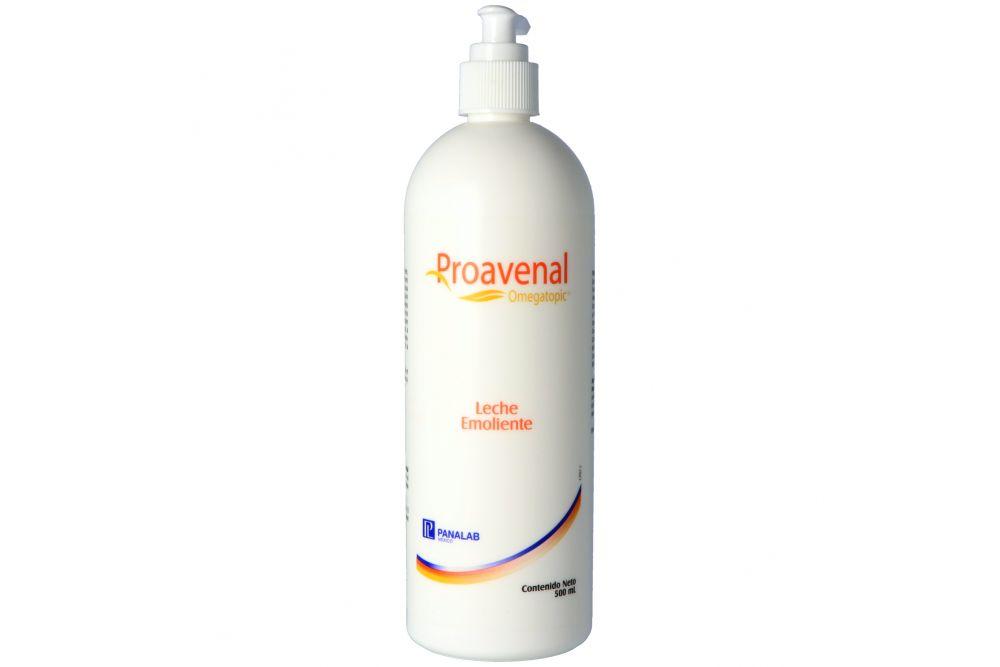 Proavenal Omegatopic Leche Frasco Con 500 mL
