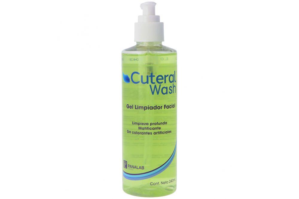 Cuteral Wash Botella Con 240 mL