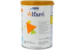 Alfaré Leche En Polvo Lata Con 400 g