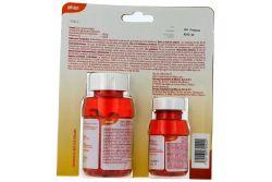Vitamina E-400 Gelcaps Paquete Con 1 Frasco Con 90 Cápsulas + 1 Frasco Con 30 Cápsulas