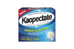 Kaopectate 129 mg /280 mg /30 mg Caja Con 10 Tabletas