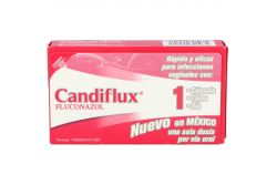 Candiflux Caja Con 1 Cápsula