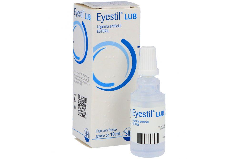 Eyestil Lub 1.5 mg Caja Con Frasco Gotero Con 10 mL