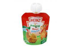 Papilla Heinz Empaque Flexipack Sabor Mango Con 71 g