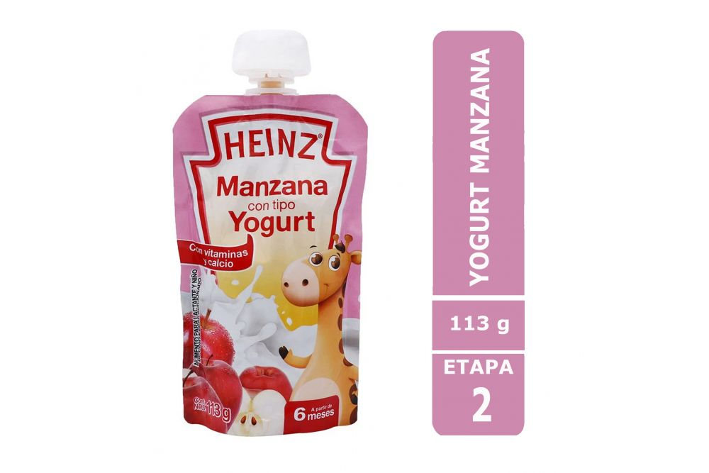 Heinz Flexipack Yogurt Mzna 11