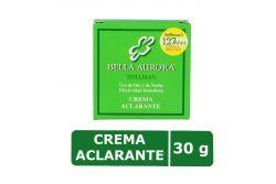 Crema Aclarante Bella Aurora Stillman Caja Con Tarro Con 30 mL