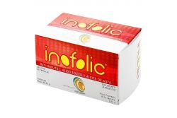 Inofolic Caja Con 60 Cápsulas