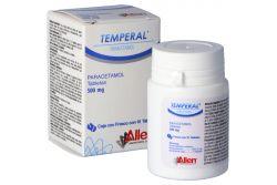 Temperal 500 mg Caja Con Frasco Con 10 Tabletas