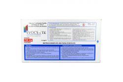 Evocs III I.V 750 mg Caja Con 1 Contenedor Flexible Con 150 mL RX2