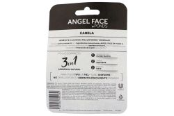 Polvo Compacto Angel Face Pond´s Empaque Con Estuche Con 12 g Tono Canela