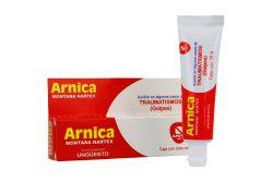 Arnica Montana Nartex Ungüento Caja Con Tubo Con 30 g