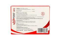 Adenasa 500 mg Caja Con 7 Tabletas RX2