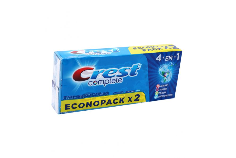 Econopack Crest C 11 Pzas